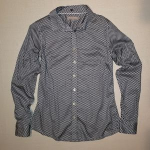Banana Republic fitted top